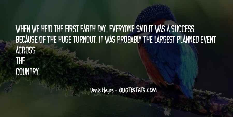 Quotes About Earth Day #32584
