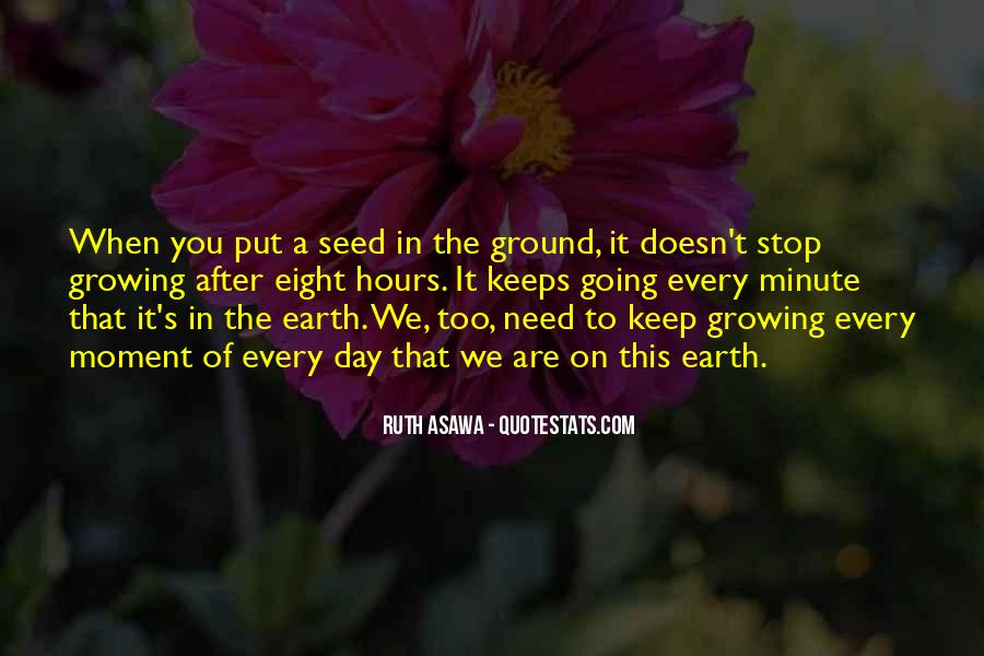 Quotes About Earth Day #36905