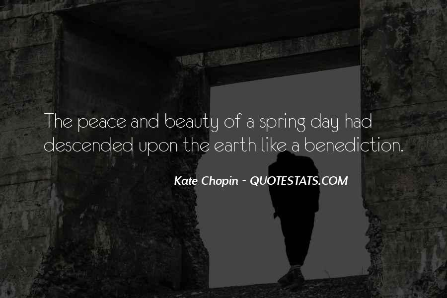 Quotes About Earth Day #90336