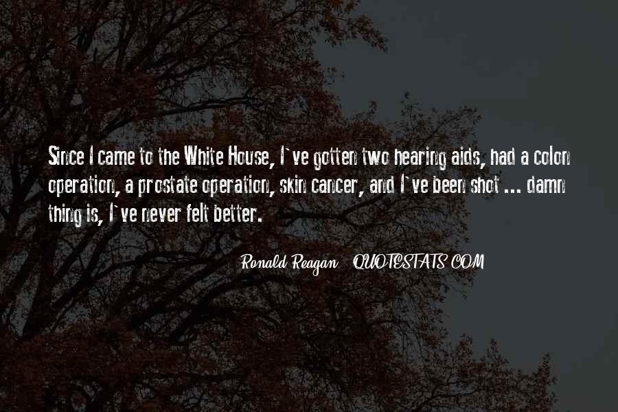 Quotes About The White House #125924