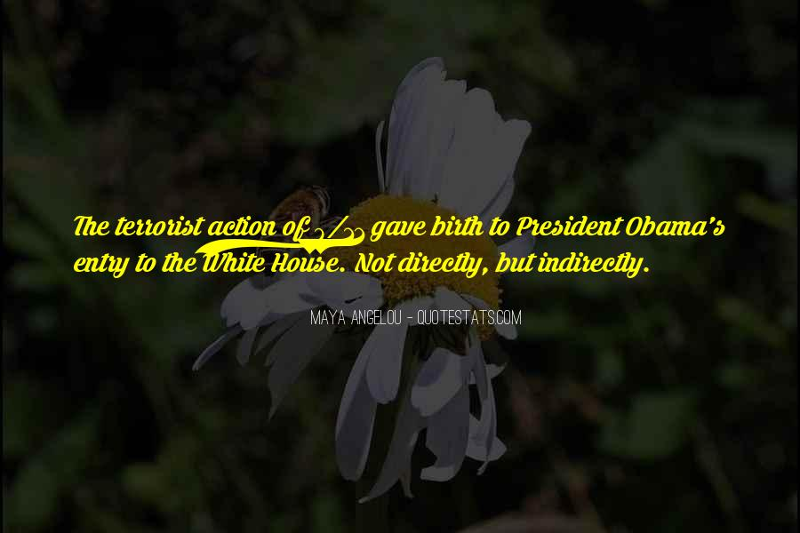 Quotes About The White House #134929