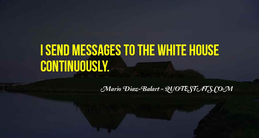 Quotes About The White House #165397