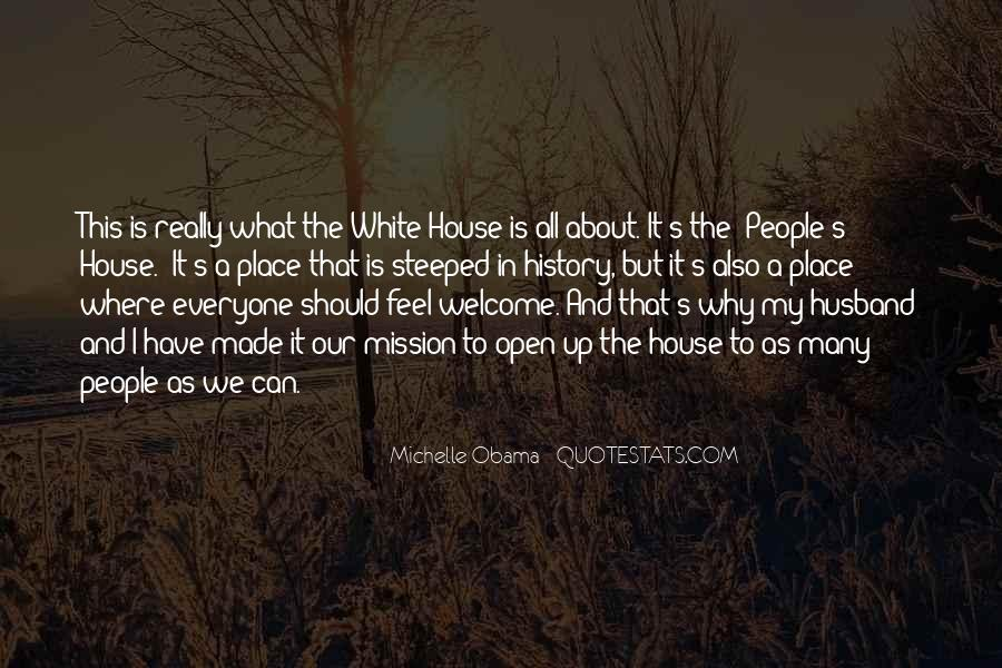 Quotes About The White House #187934