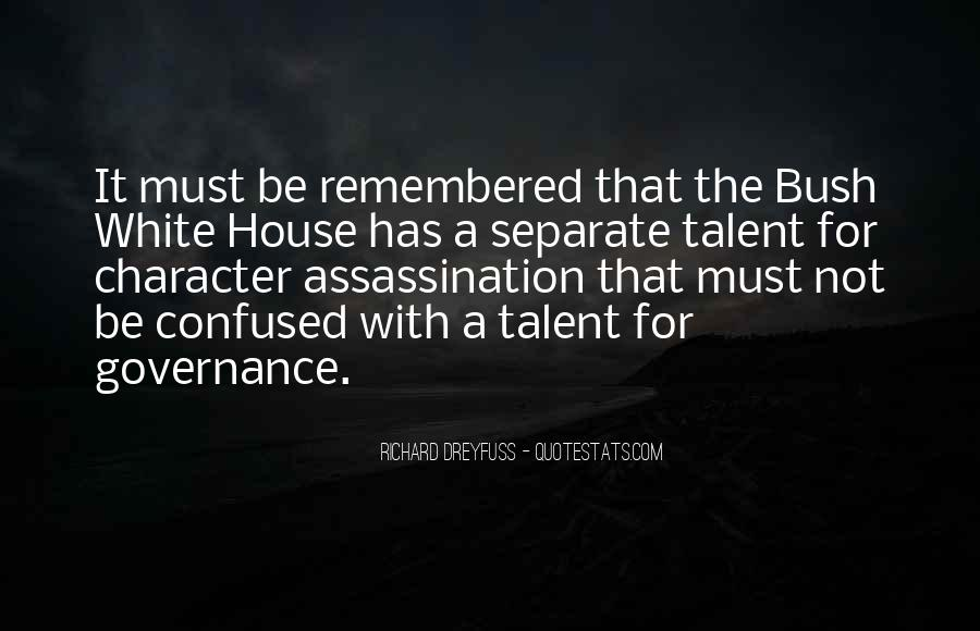 Quotes About The White House #81306