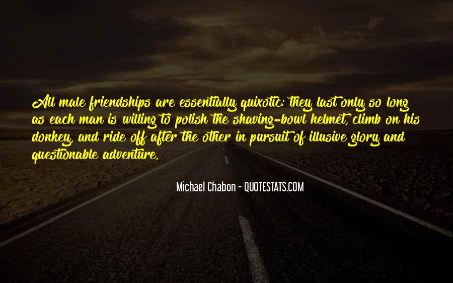 Quotes About Long Friendships #1025531