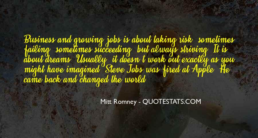 Quotes About Work Steve Jobs #1268771