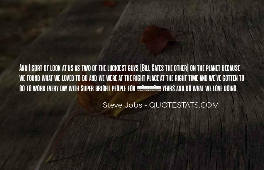 Quotes About Work Steve Jobs #129714