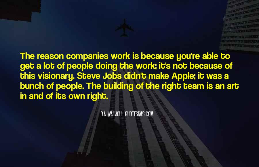 Quotes About Work Steve Jobs #134425