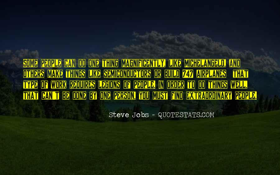 Quotes About Work Steve Jobs #1444991