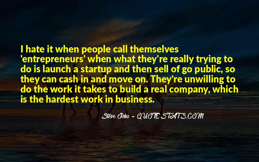 Quotes About Work Steve Jobs #499567