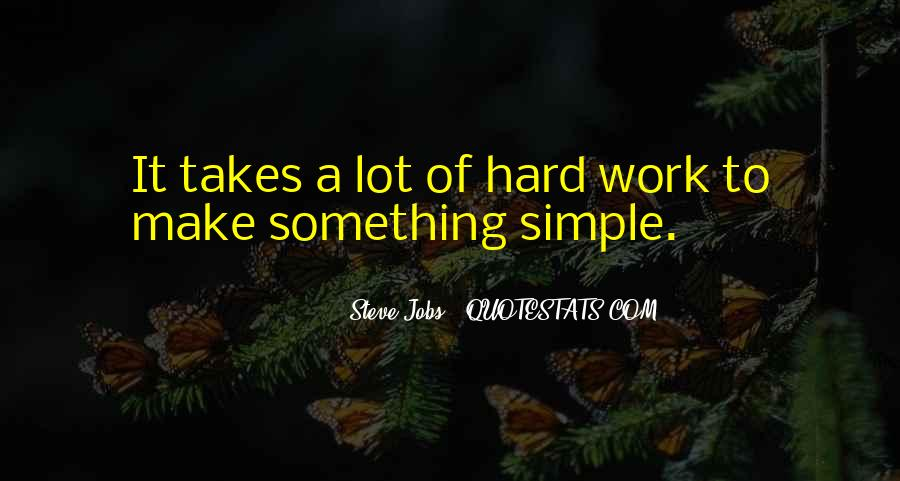 Quotes About Work Steve Jobs #760521