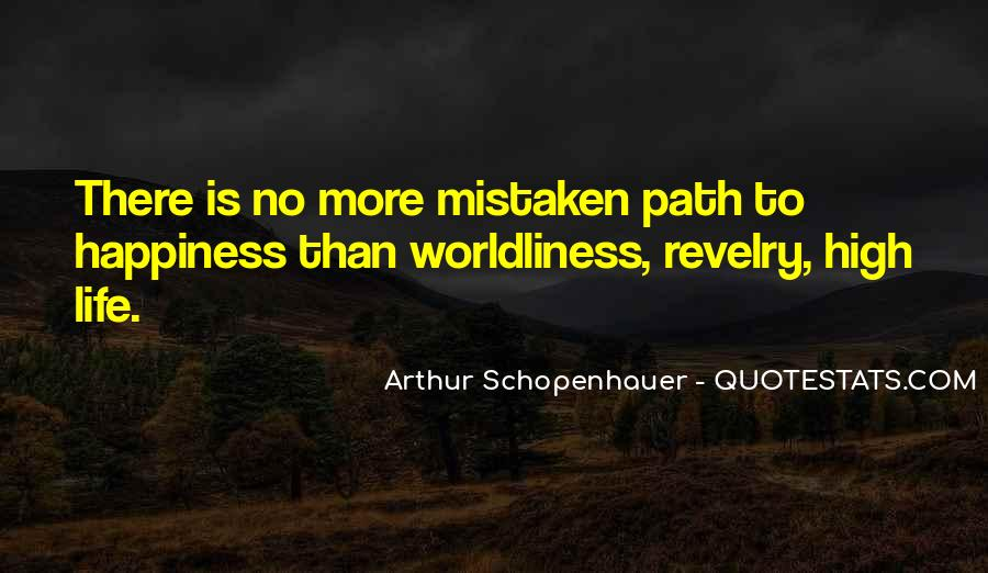 Quotes About Worldliness #140048