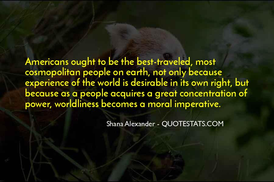 Quotes About Worldliness #86618
