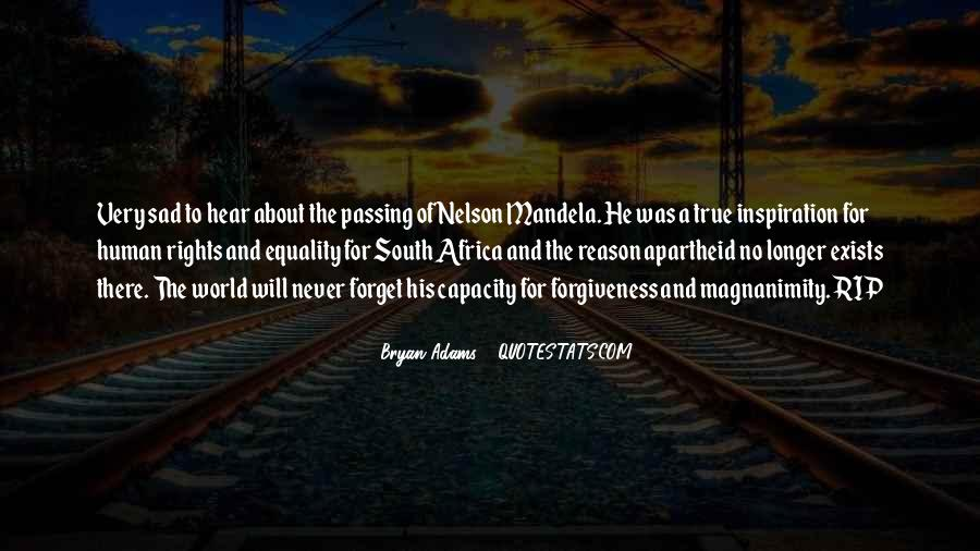 Quotes About Forgiveness Nelson Mandela #179033