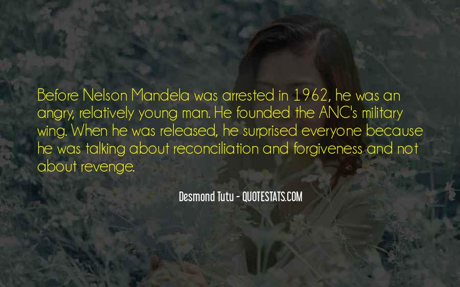 Quotes About Forgiveness Nelson Mandela #1877078