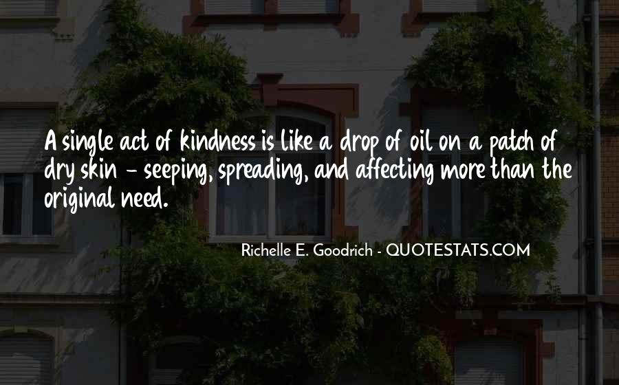 Quotes About Giving And Kindness #1288543