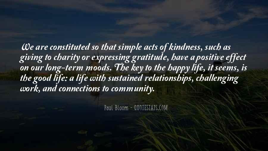 Quotes About Giving And Kindness #792903
