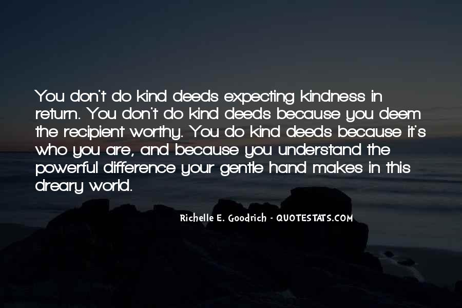 Quotes About Giving And Kindness #946073