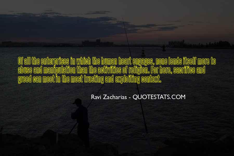Quotes About Trusting #203426