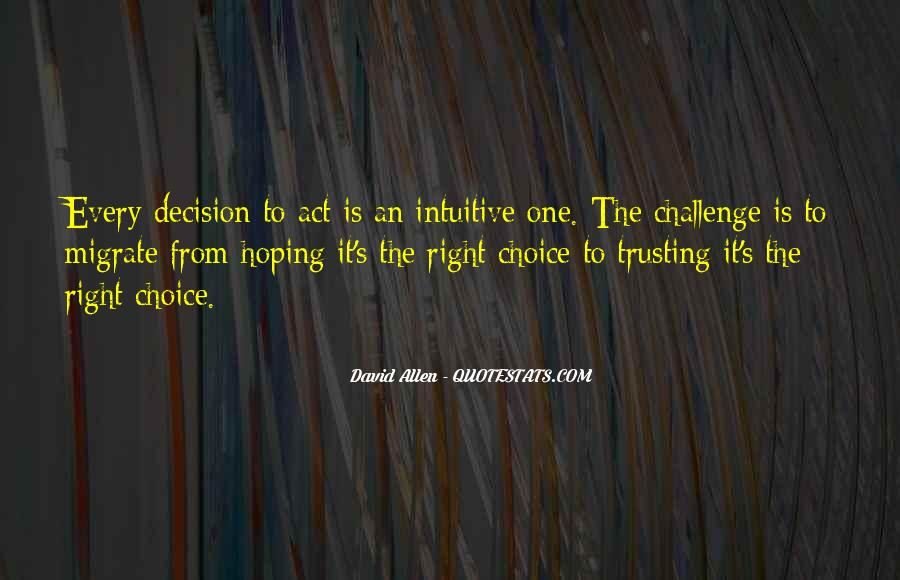 Quotes About Trusting #233476