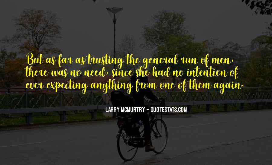 Quotes About Trusting #40002
