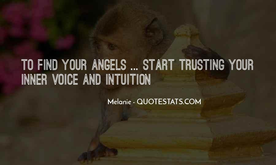 Quotes About Trusting #40141