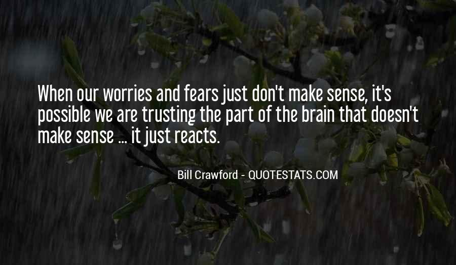 Quotes About Trusting #93461