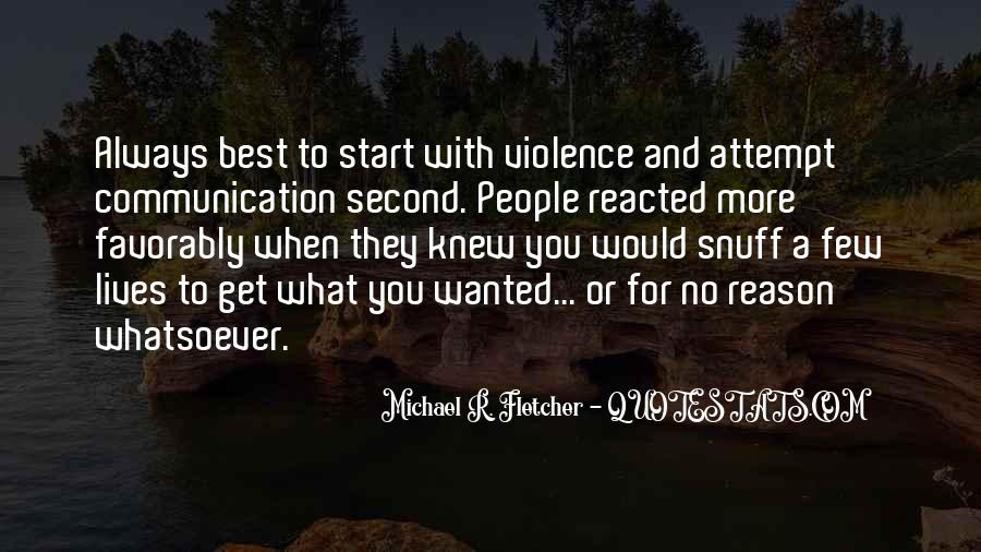 Quotes About No Communication #104086