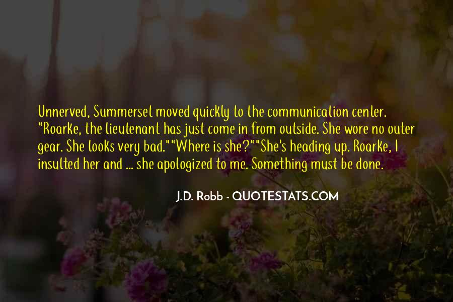 Quotes About No Communication #260727