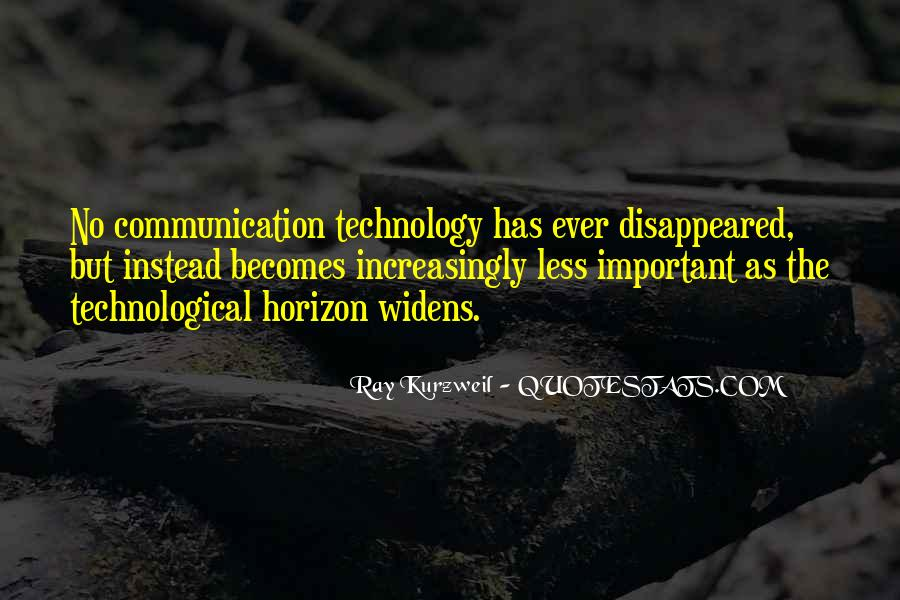Quotes About No Communication #294955