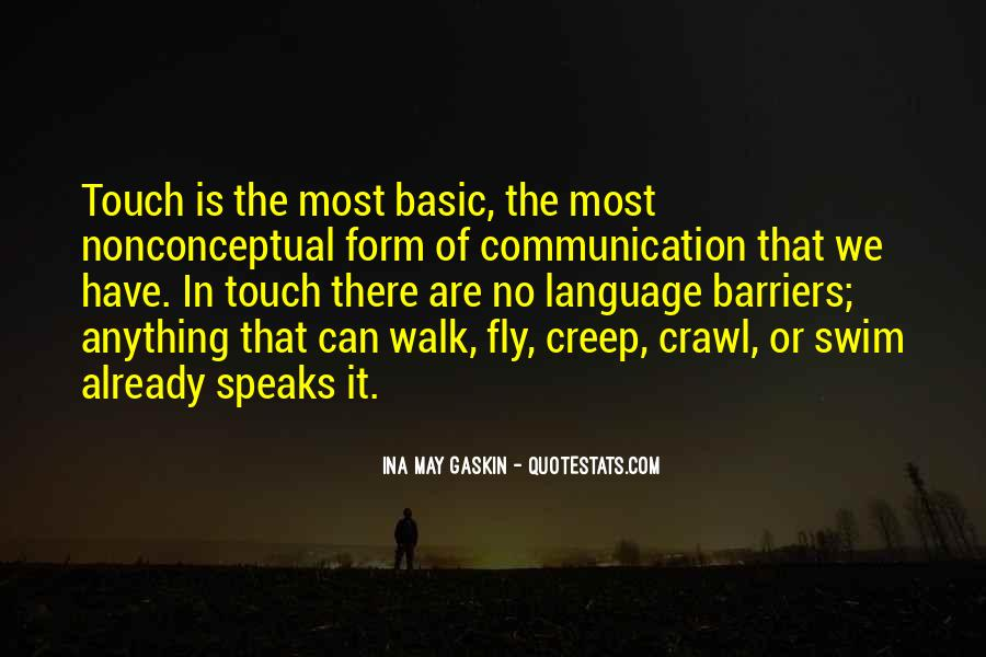 Quotes About No Communication #36311