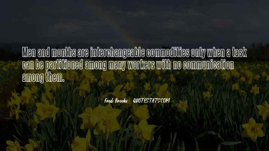Quotes About No Communication #430098
