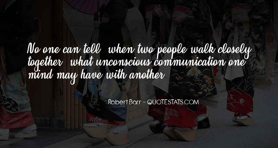 Quotes About No Communication #431344