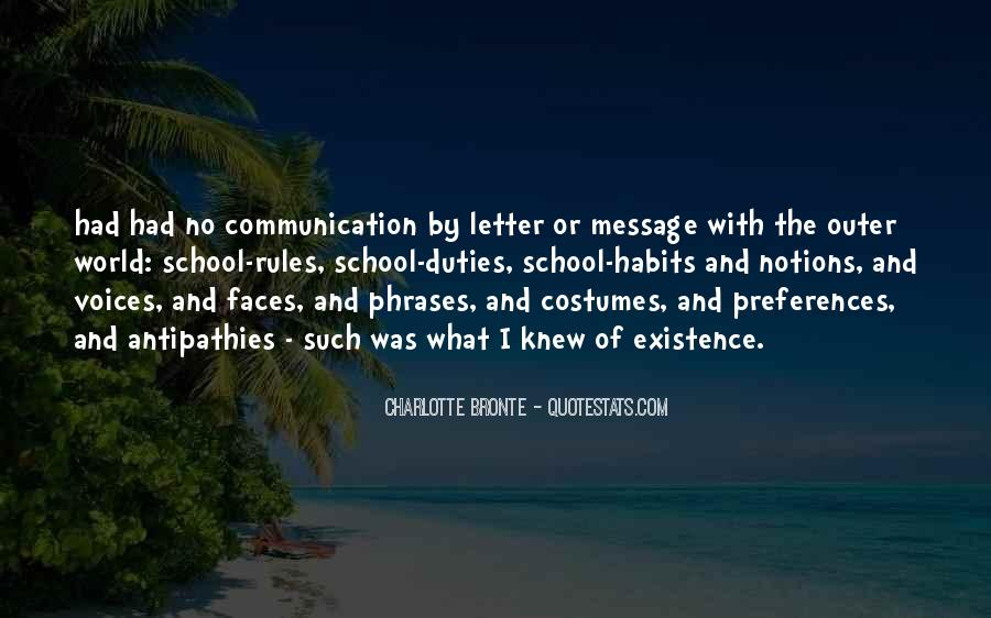 Quotes About No Communication #602842