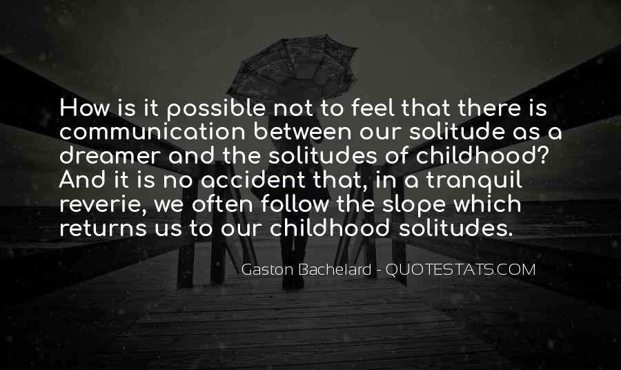 Quotes About No Communication #618100