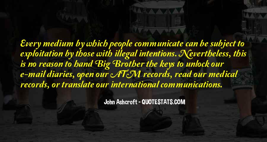 Quotes About No Communication #621891