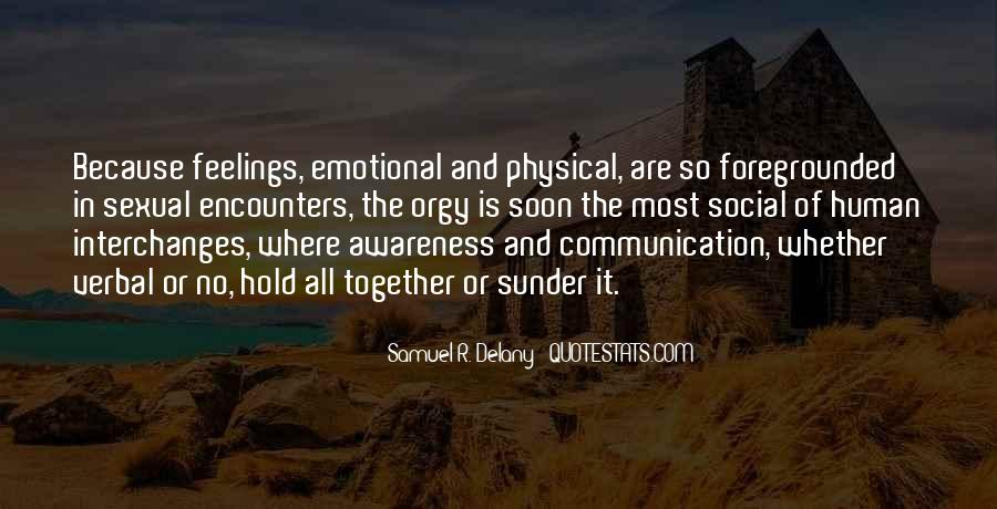 Quotes About No Communication #679696