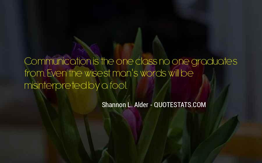 Quotes About No Communication #805299