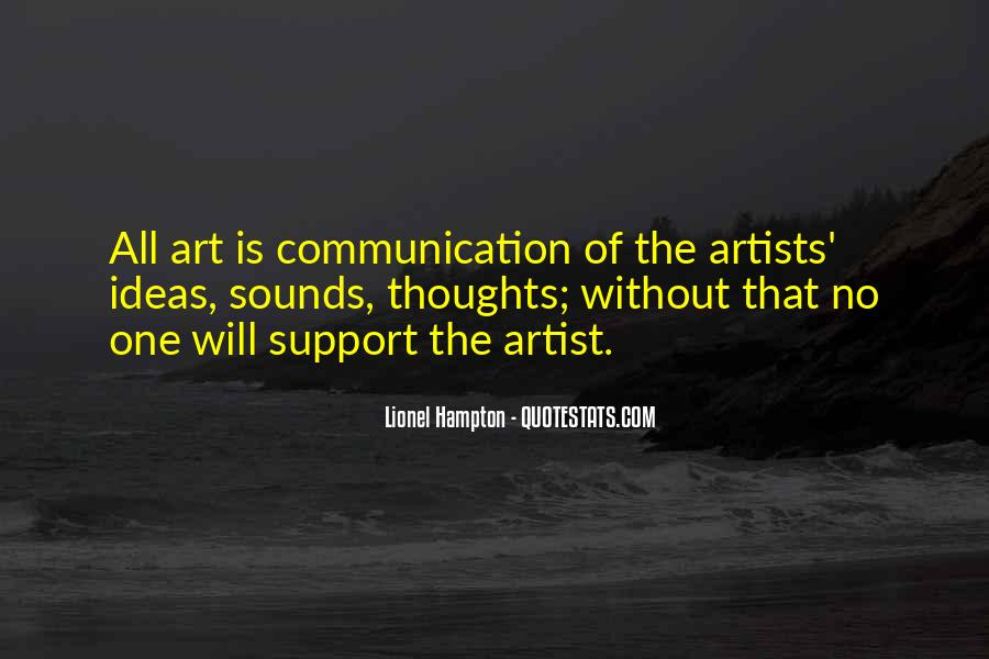 Quotes About No Communication #847717