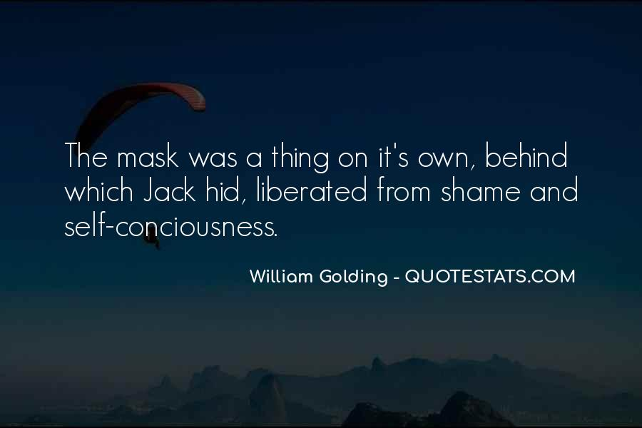 Quotes About Having A Mask #13048