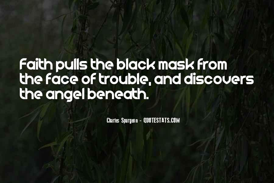 Quotes About Having A Mask #2418