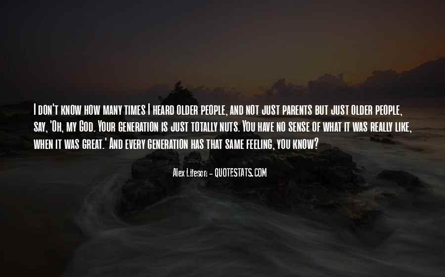 Quotes About How Great God Is #1465772