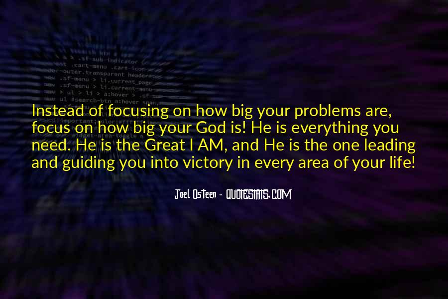 Quotes About How Great God Is #1572587