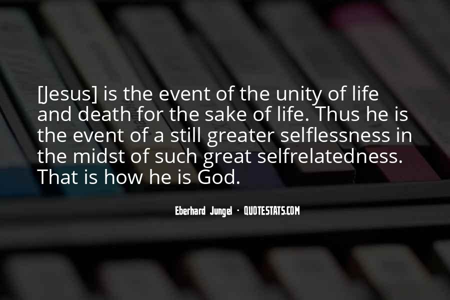 Quotes About How Great God Is #1674544