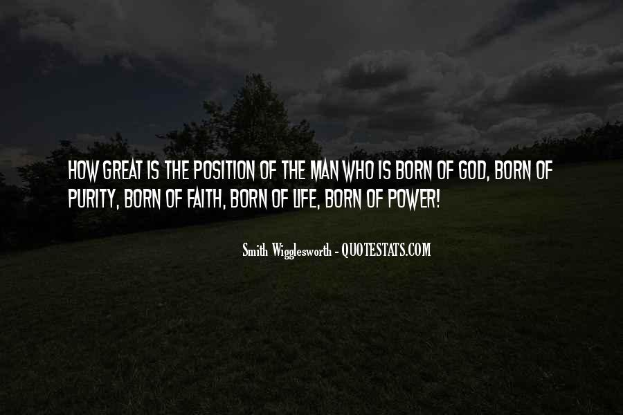 Quotes About How Great God Is #1800714