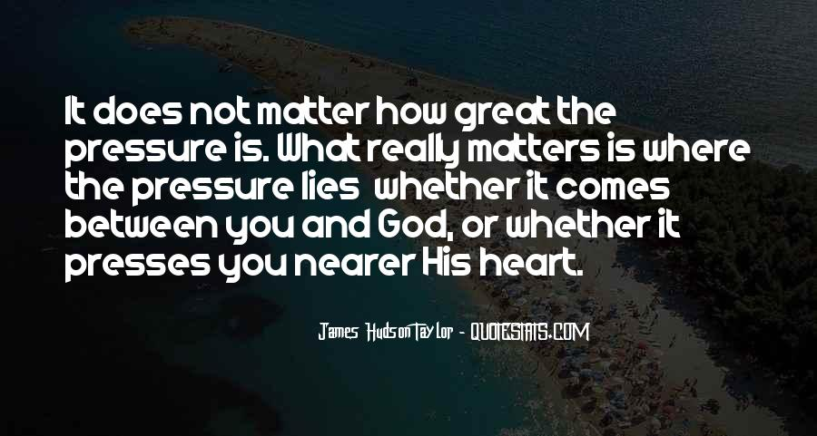 Quotes About How Great God Is #621688