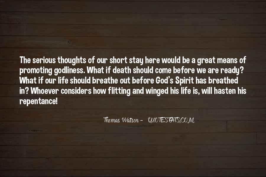 Quotes About How Great God Is #800530