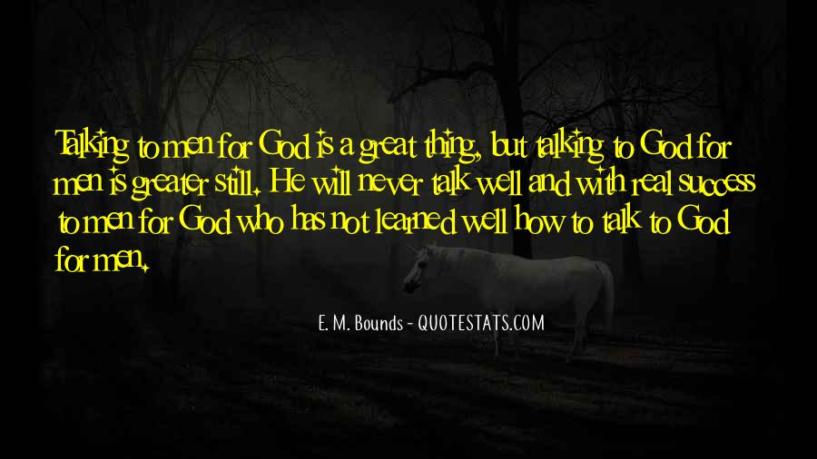 Quotes About How Great God Is #932961