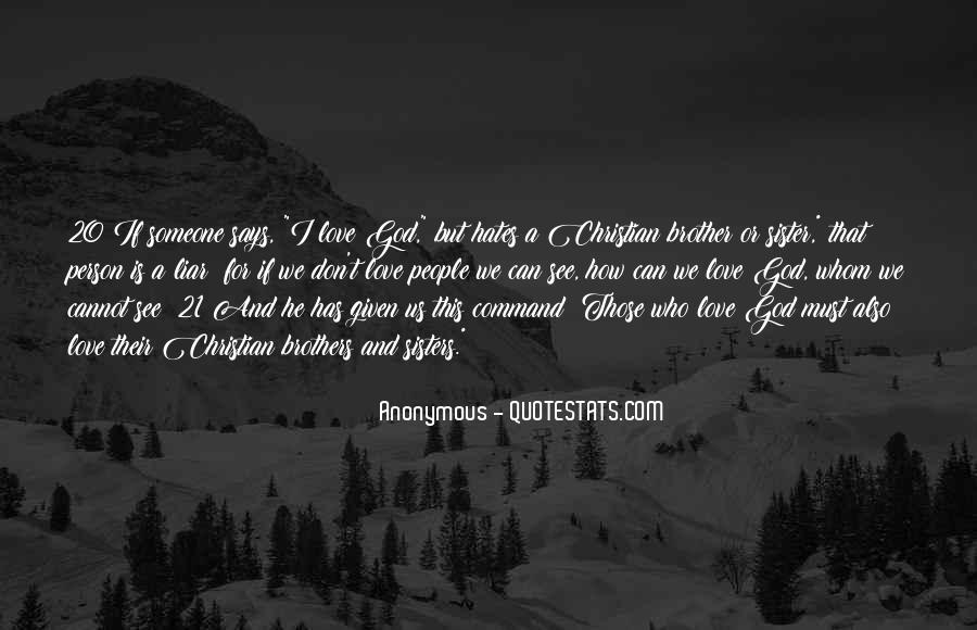Quotes About Brothers And Sister #1788859