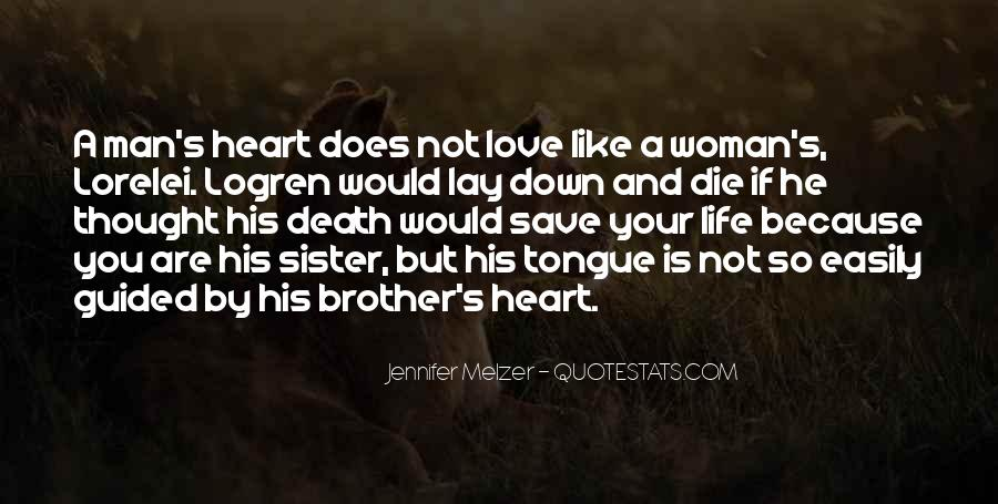 Quotes About Brothers And Sister #889785